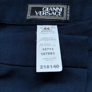 Authentic Gianna Versace - Dress Pants